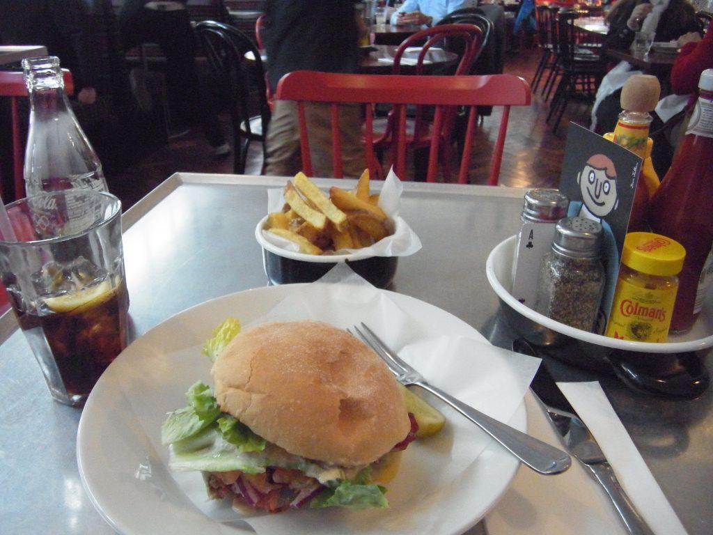 ロンドンレストランチップ