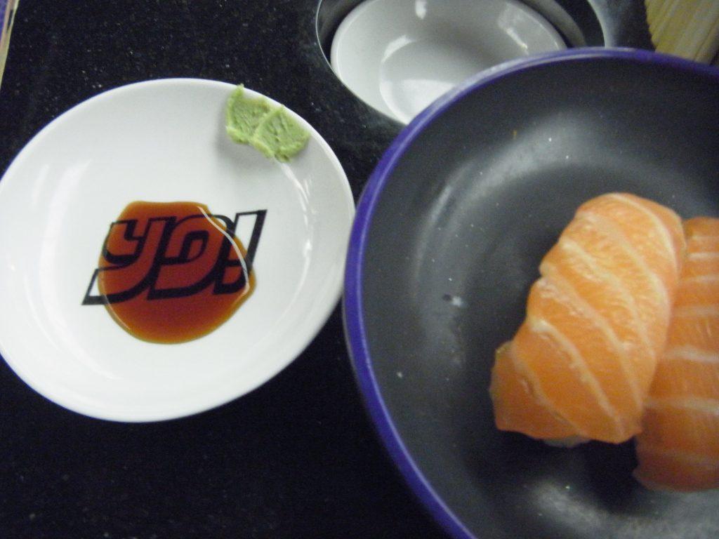 セントパンクラス駅回転寿司