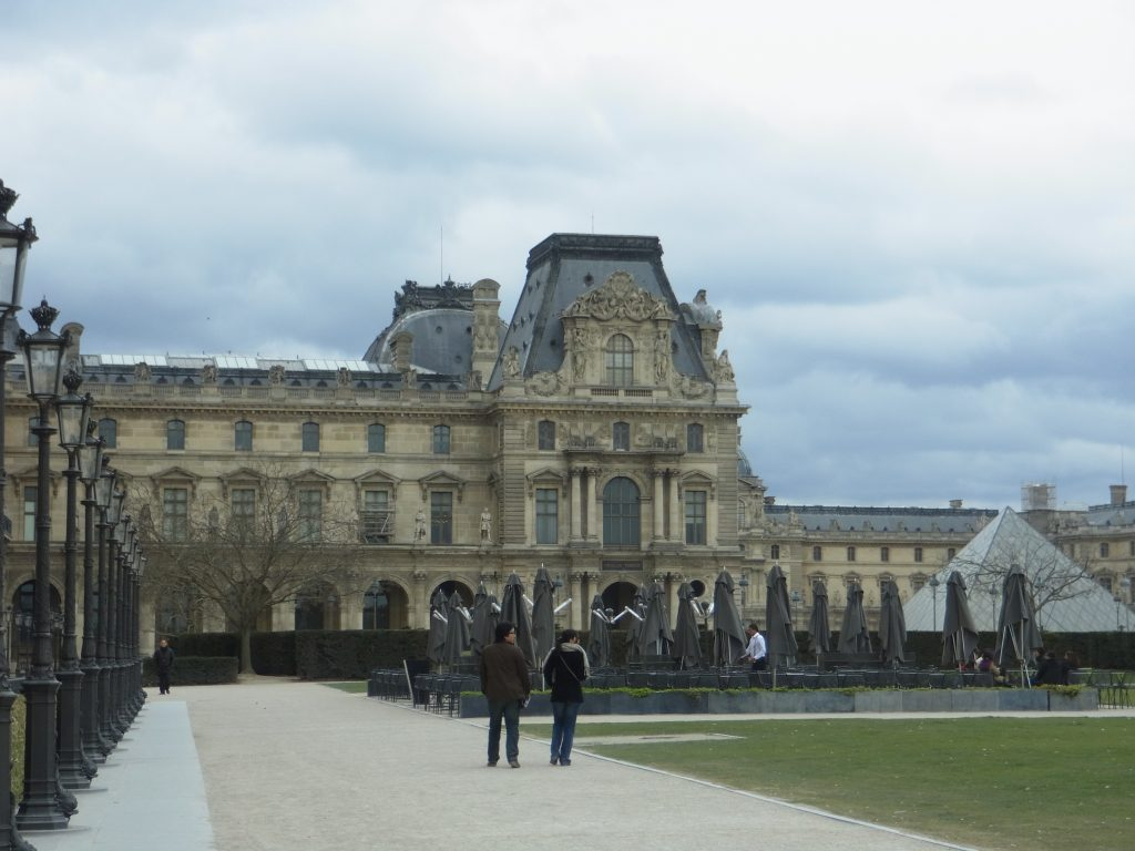 フランスルーブル博物館