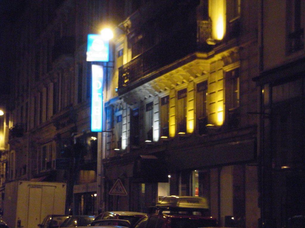 フランスパリbest western hotel opera drouot