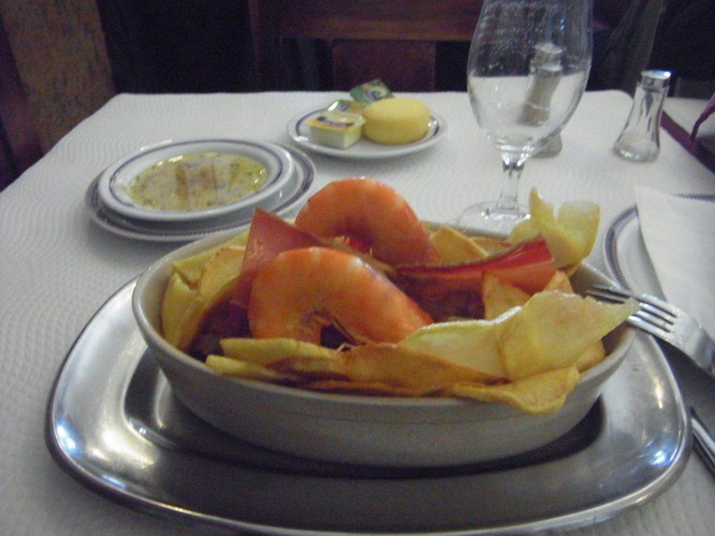 ポルトガルレストラン