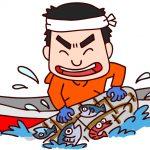 千葉県銚子の漁師に薄毛はいない⁉️