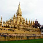 タイとラオスのおかっぱちゃん旅行記の本