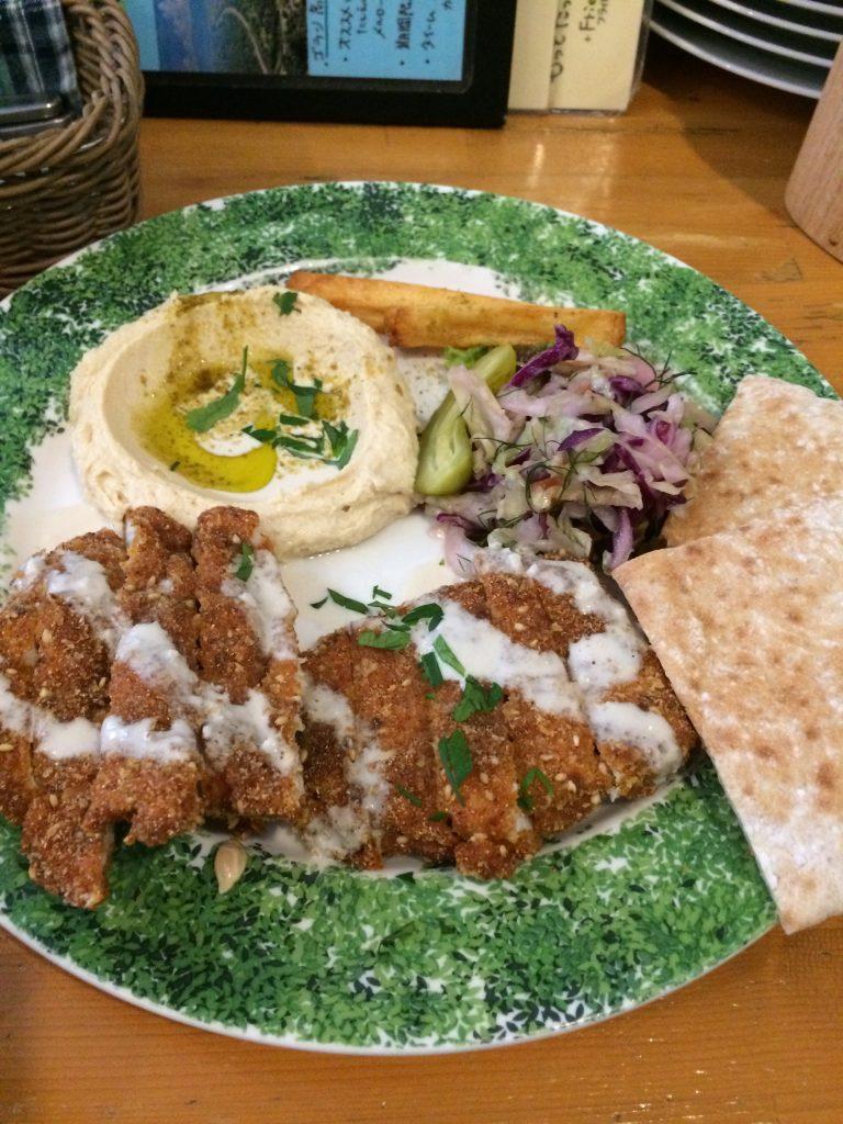 中東料理 イスラエル料理 タイーム フムス