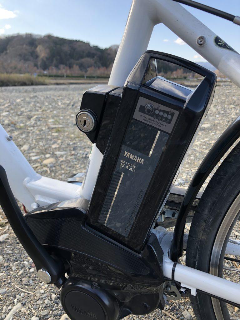 車やめて電動自転車